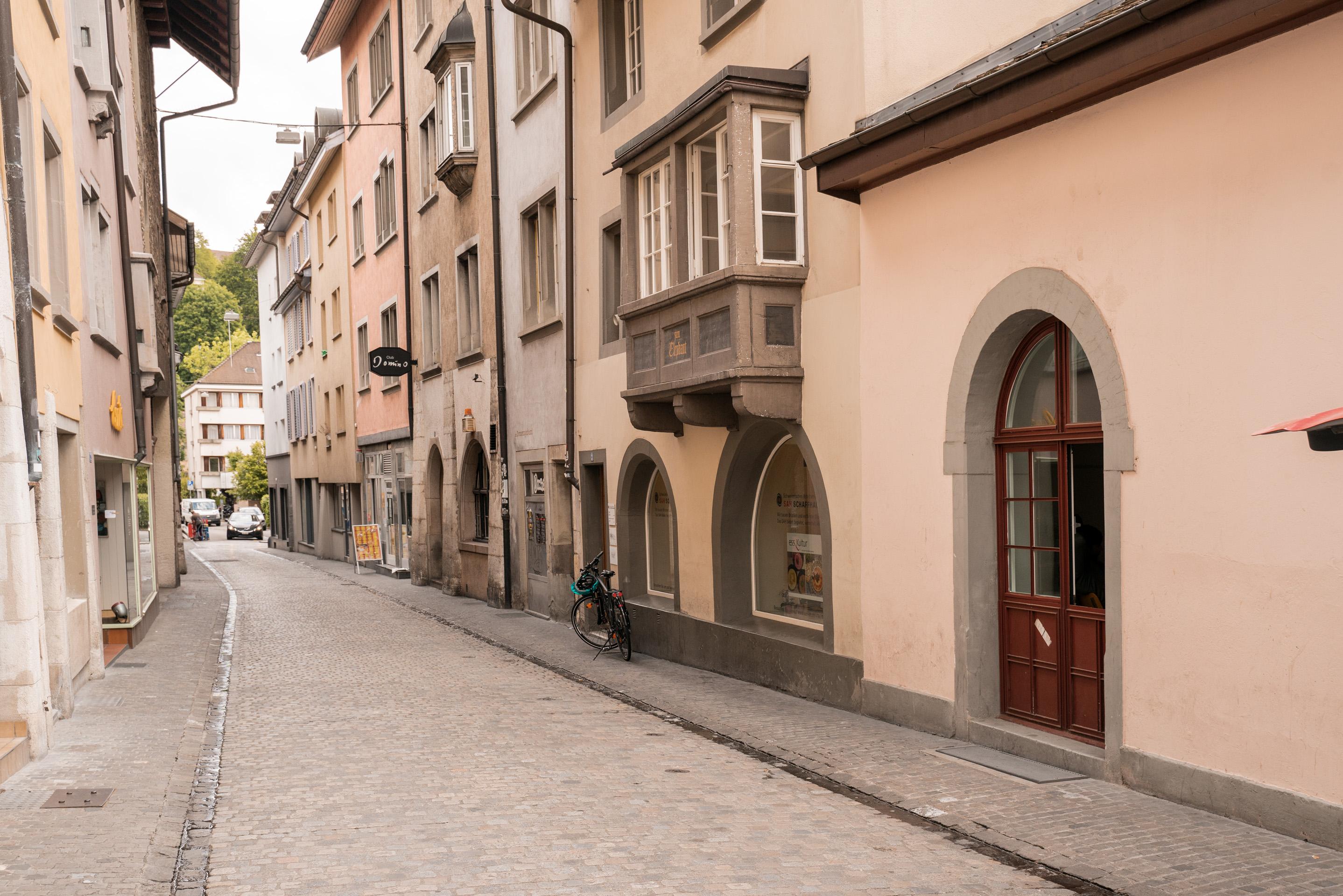 Stellen In Schaffhausen