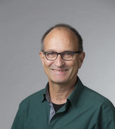 Portrait Werner Bächtold